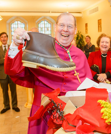 Farewell Mass for Bishop Deeley