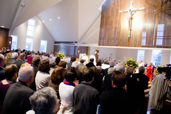 St. Bonaventure Church Dedication