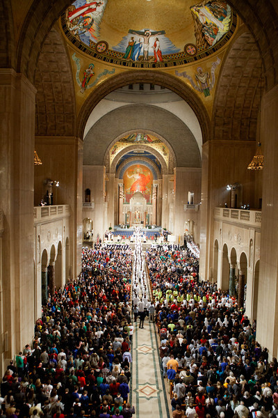 Vigil Mass for Life 2014